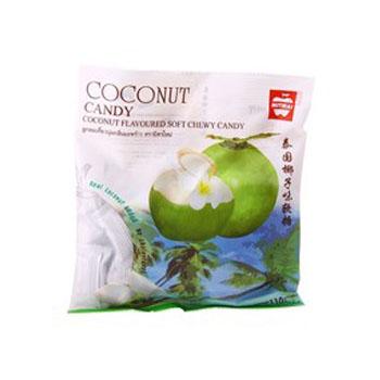 Жевательные конфеты с соком Кокоса, Mitmai, 110 гр