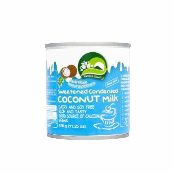 Сгущеное кокосовое молоко Sweetened Condensed Coconut Milk, Nature's Charm, 320 гр