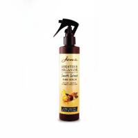 Смягчающая сыворотка для волос с кератином и аргановым маслом, Smooth Intence Hair Serum, Jena, 250 мл
