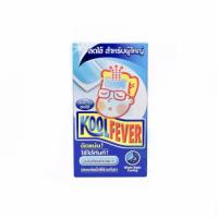 Пластырь для снижения температуры для взрослых, Kool Fever, 2 шт
