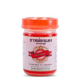Бальзам Красный травяной Kongka Herb Balm, 50 гр