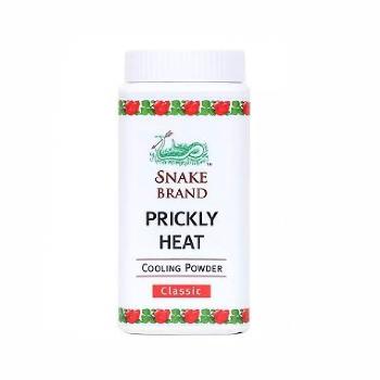 Освежающий тальк - пудра для тела Snake Brand классический, 50 гр