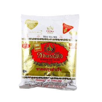 Золотой чай Thai tea mix Gold label NUMBER ONE BRAND, 200 гр/ 400 гр