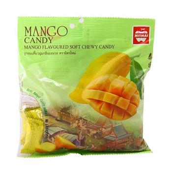 Жевательные конфеты с соком Манго, Mitmai, 110 гр