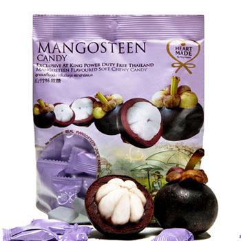 Жевательные конфеты с соком Мангостина, Mitmai, 110 гр