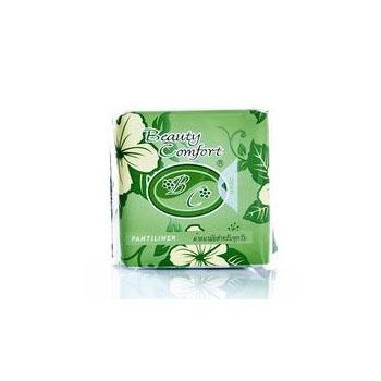 Гигиенические ежедневные прокладки Beauty Comfort Pantiliner, 20 шт.