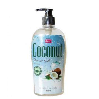 Натуральный гель для душа с экстрактом Кокосового масла