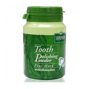 Зубной порошок на травах, Supaporn, 90 гр