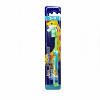 Детская зубная щетка от 6-9 лет, Kodomo