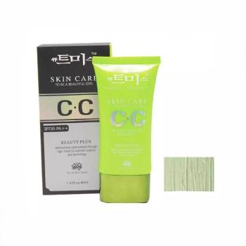 CC Beauty Plus с гиалуроновой кислотой, 40 мл