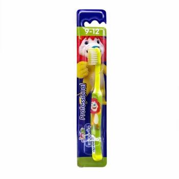 Детская зубная щетка от 9-12 лет, Kodomo