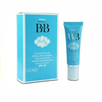 BB крем для лица с эффектом Baby face и SPF 30, Mistine, 15 мл
