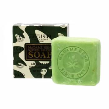Антибактериальное дезодорирующее мыло с маслом чайного дерева, Madame Heng, 50 гр