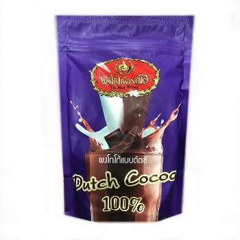 Натуральный 100% Какао, ChaTraMue Brand, 200 гр