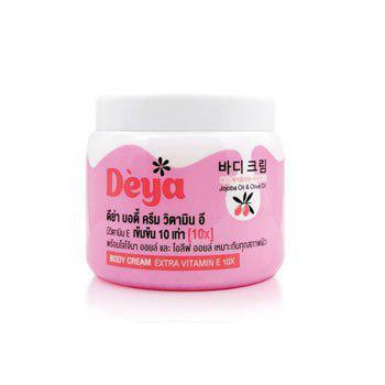 Крем для тела с маслом жожоба и оливковым маслом, Deya, 200 мл