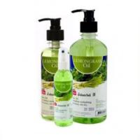 Косметическое масло для тела Лемонграсс, Banna, 120 мл/ 250 мл/ 450 мл