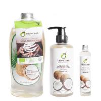 Нерафинированное кокосовое масло, Tropicana